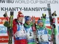 Биатлон: Победа Шемппа в гонке преследования, достойное выступление украинцев