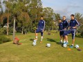 Немного потрясло: Игроки Динамо почувствовали на себе землетрясение в Испании
