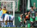 Судья спас игрока от смерти во время игры чемпионата Аргентины