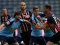 Айнтрахт - Боруссия М 1:3 видео голов и обзор матча чемпионата Германии