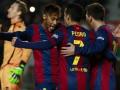 Барселона отправила в ворота Эльче шесть мячей