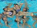 Сборная Украины выиграла золото чемпионате Европы по синхронному плаванию
