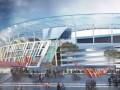 Рома представила свой будущий стадион
