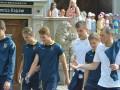 Лунин вернулся в расположение молодежной сборной Украины