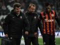 Игроки Зари травмировали троих футболистов Шахтера