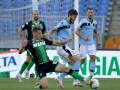 Лацио - Сассуоло 1:2 видео голов и обзор матча чемпионата Италии