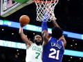 НБА: турнирная таблица