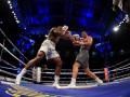 Рейтинг боя Кличко - Джошуа стал самым высоким среди боксерских трансляций на НВО