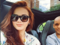 Потрясающая жена Фабинью намекнула на трансфер бразильца в МЮ