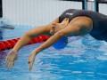 Украинка Зевина продолжила побеждать на Кубке мира по плаванию
