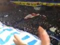 Фанаты Сампдории устроили невероятный перформанс в матче с Дженоа