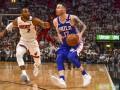 НБА: Филадельфия обыграла Майами, Хьюстон проиграл Миннесоте