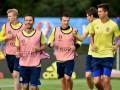 Сборная Украины вернется в Киев сразу после матча с Польшей
