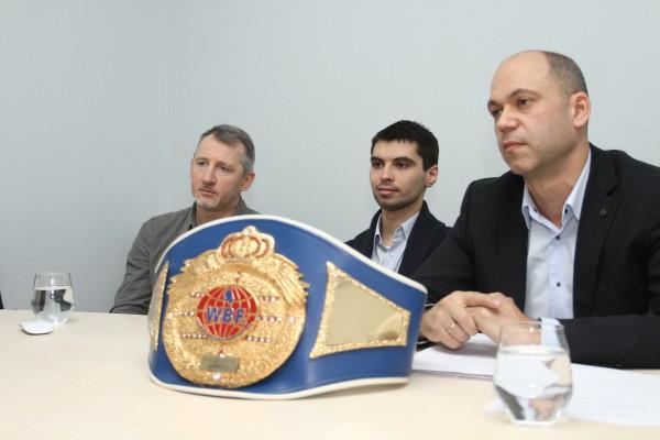Александр Лихтер, Тимур Ахундов и Олег Брусков побывали в гостях у редакции