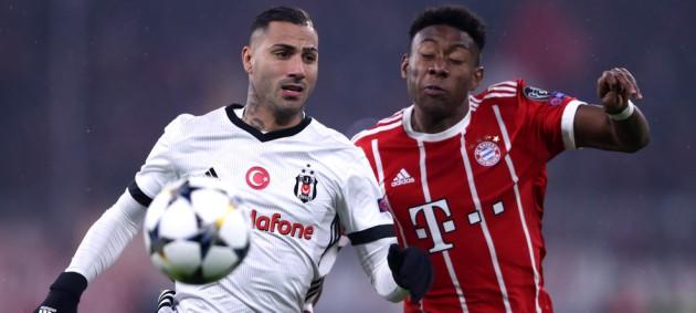 Бавария поиздевалась над Бешикташем в Лиге чемпионов