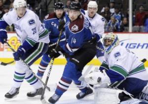 NHL: Ванкувер взял верх над Колорадо