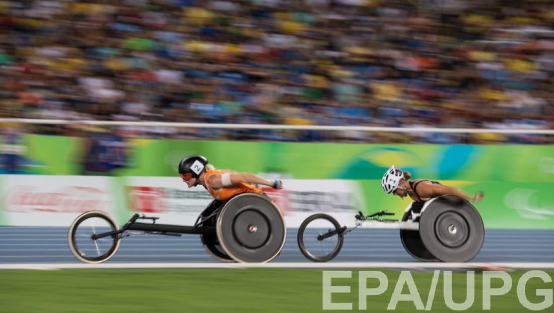 Паралимпийские игры-2016
