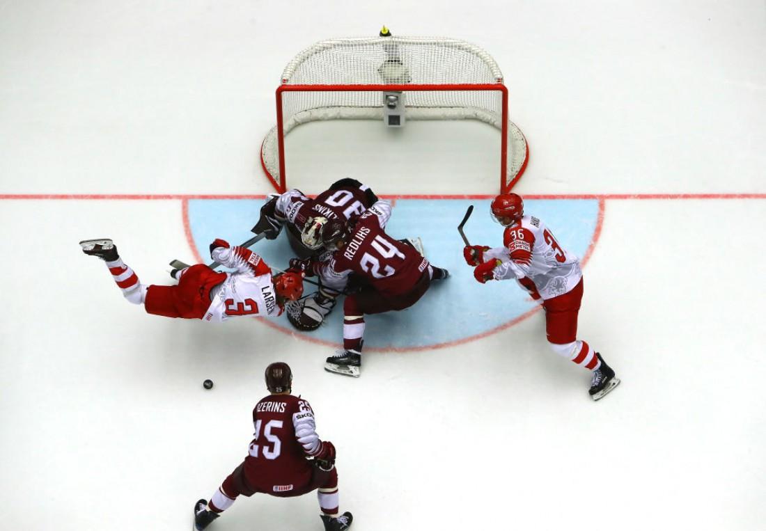 Латвия сыграет с Италией