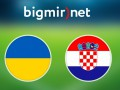 Украина - Хорватия 0:2 трансляция матча отбора ЧМ-2018