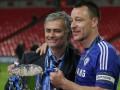 Моуринью пообещал, что капитан Челси останется в клубе еще на сезон