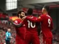 Ливерпуль в тяжелом матче прервал серию из поражений