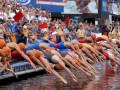 Международный турнир по триатлону в Киеве сорвался из-за кортежа Януковича