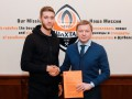 Официально: Игрок Александрии подписал пятилетний контракт с Шахтером