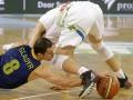 Баскетбол: Сборная Украины слабее сборной Словении