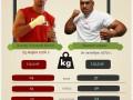 Кличко vs Леапаи. Стальной Молот против Львиного сердца (инфографика)