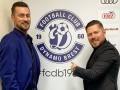 Агент Милевского сравнил своего подопечного с новичком Динамо