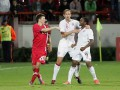 ФСС отрицает расистскую подоплеку драки футболистов Сербии и Англии
