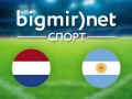 Нидерланды – Аргентина - Видео серии пенальти матча 1/2 финала
