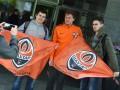 Игроки Шахтера прогулялись по центру Харькова перед матчем с Динамо