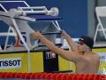 Украинский пловец проспал свой старт на Европейских играх
