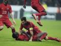 Игроки Мидтьюлланда оригинально отметили победу над Манчестер Юнайтед