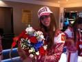 20-летняя российская гимнастка победила тяжелую болезнь