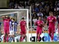 Чемпионат Испании: мадридский Реал уступает в перестрелке на