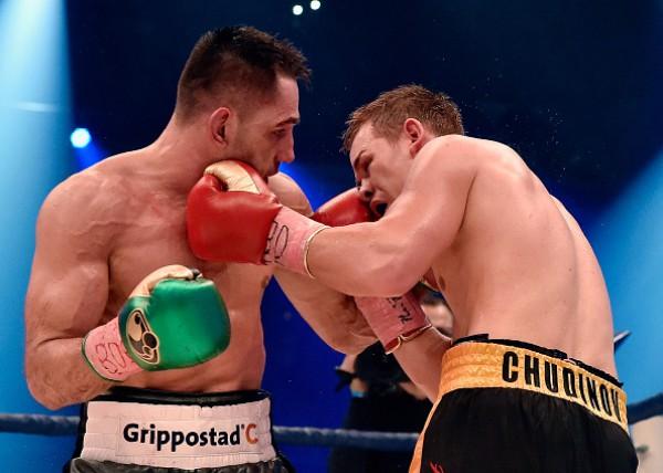 Перчатки боксёра Чудинова отправят наэкспертизу