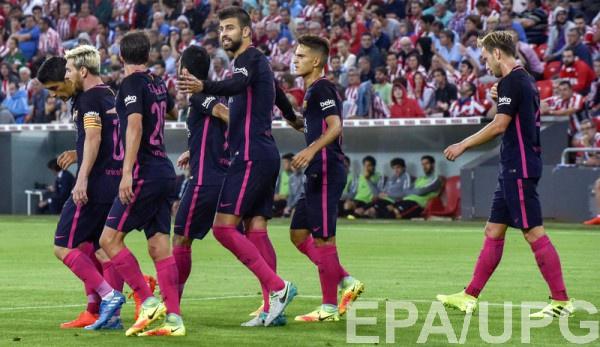Прогноз на матч Барселона - Алавес от букмекеров