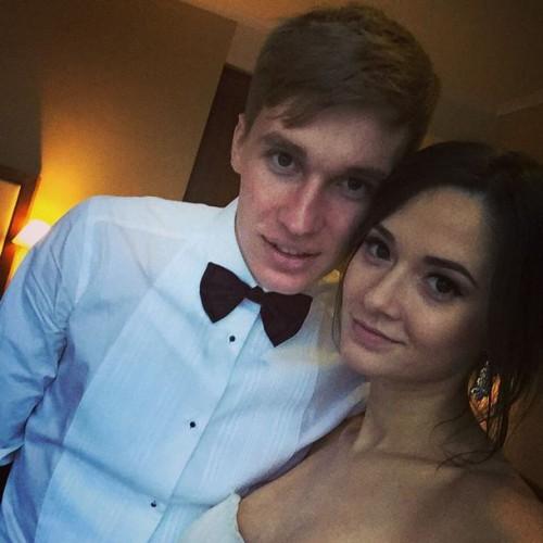 Сергей Сидорчук и Анна Бабич