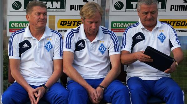 Баль с Блохиным работал с 2003 года