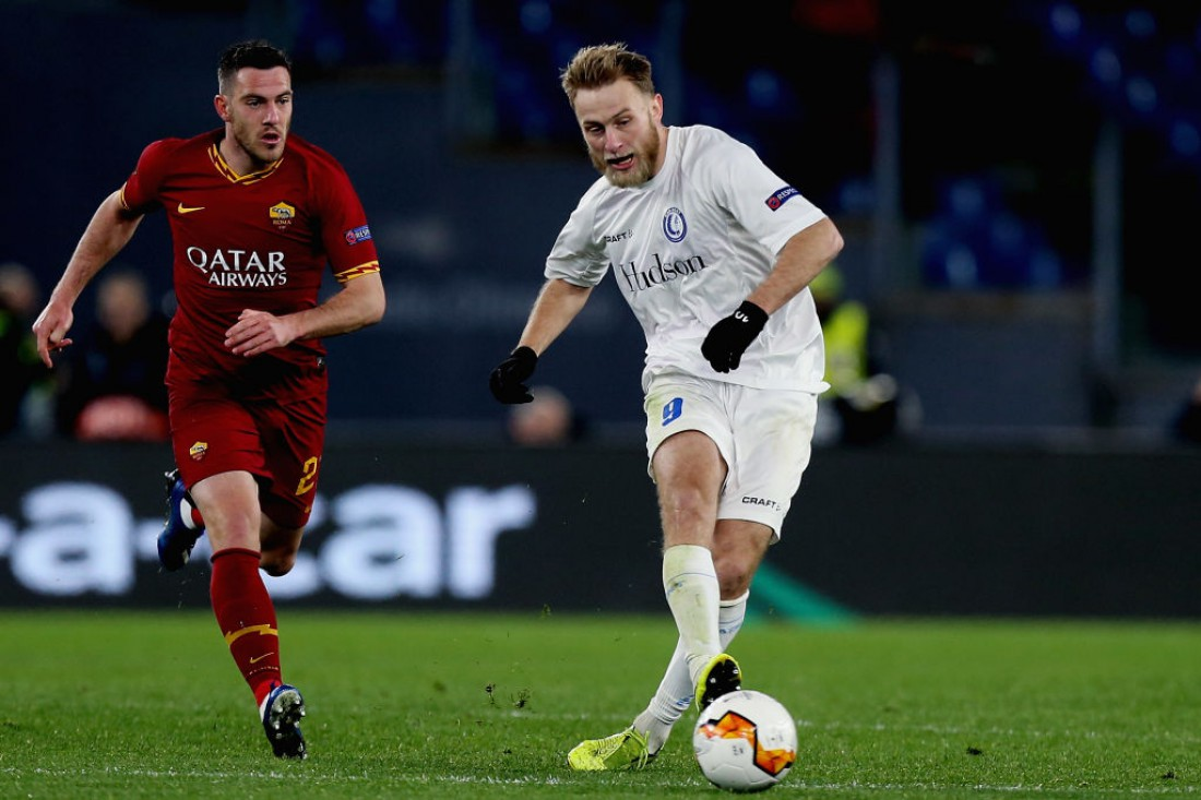 Рома - Гент: обзор матча