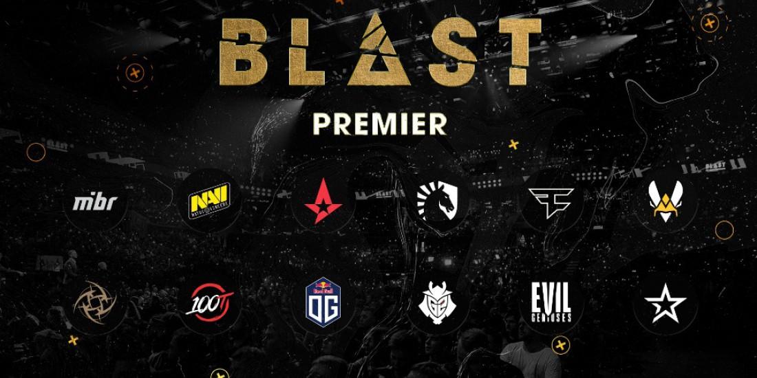BLAST Premier Spring Series 2020: видео онлайн трансляция
