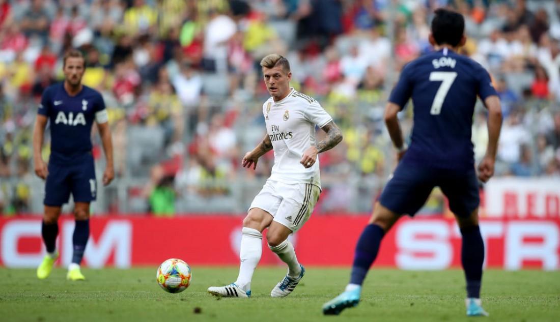 Реал - Тоттенхэм: обзор матча