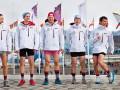 Сочи-2014: Сборная Норвегии по керлингу сфотографировалась без брюк