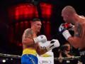 Усик занял первое место в независимом рейтинге боксеров