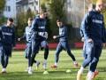 Игроки сборной Украины начали покидать расположение команды