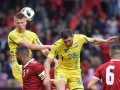 Украина - Марокко 0:0 обзор товарищеского матча
