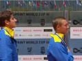 Украинские гребцы завоевали золото и серебро на этапе Кубка Мира