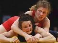 Украинcкие борчихи завоевали две бронзы чемпионата Европы по борьбе